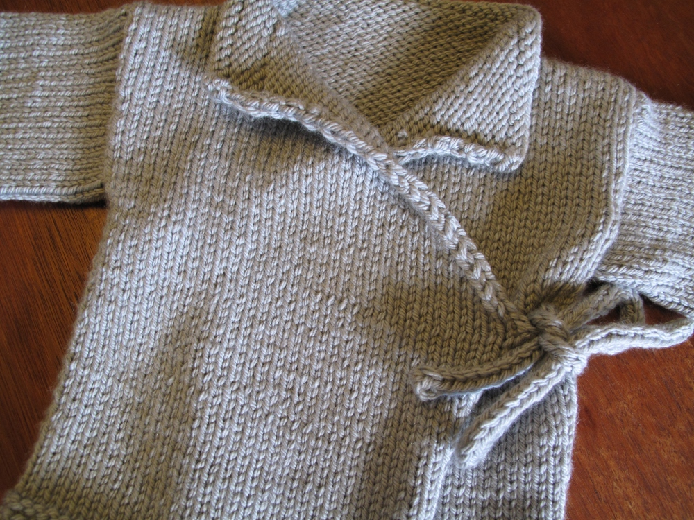 Hand-spun, hand-knit socks (4/4)